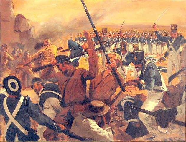Battle of San Antonio