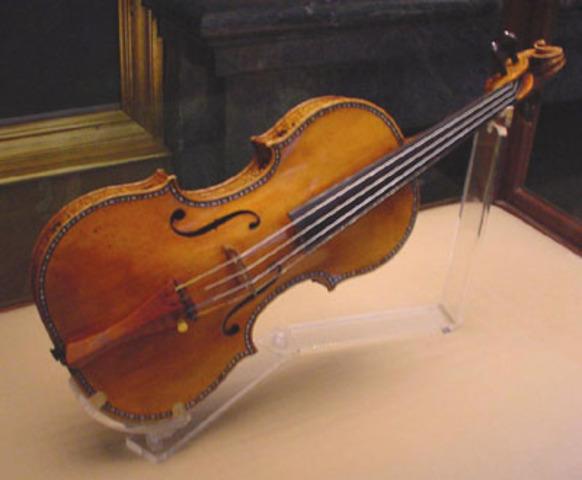 Violins Stradivarius