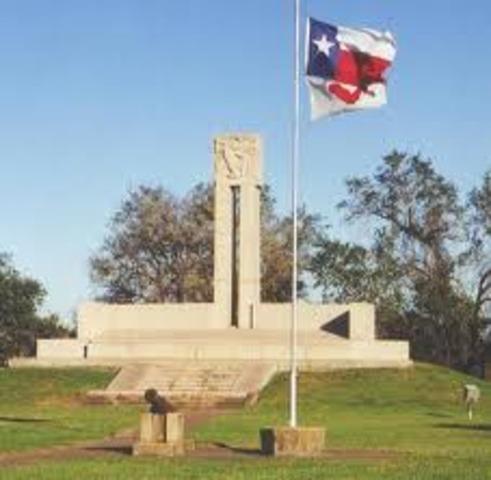 •Massacre at Goliad