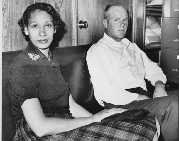 Supreme Court Case Loving v. Virginia overturns prohbitions on Interracial Marriage