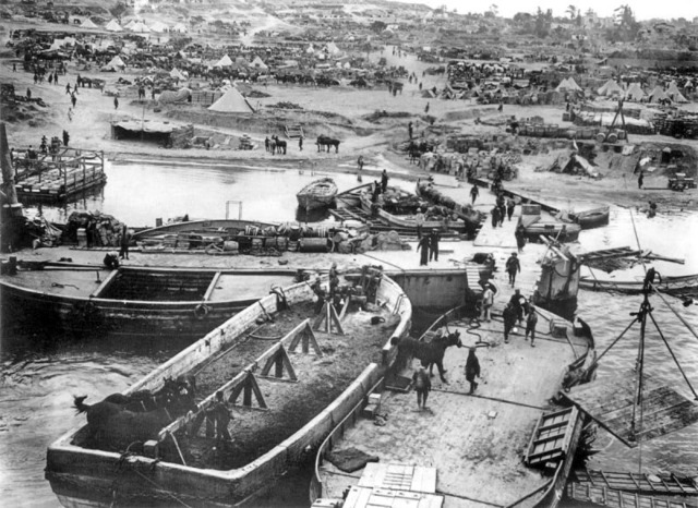 Battle of Gallipli starts in Turkey