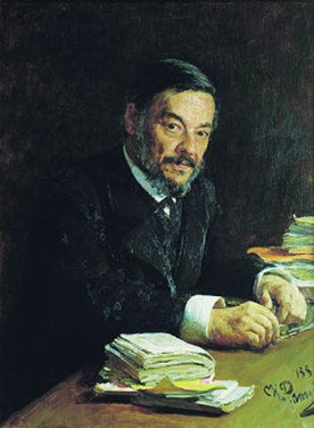 Ivan Sekhenov On The Reflexes Of The Brain
