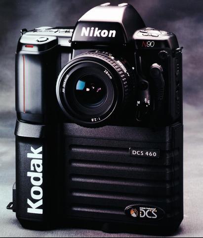DCS-460 and NC2000 cameras