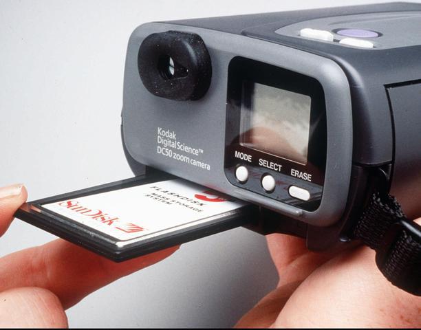 Pocket-sized cameras