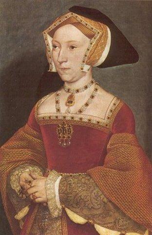Henry VIII married Jane Seymour