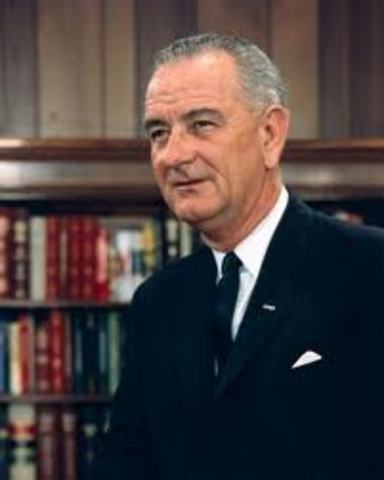 When President Lyndon Johnson made Thurgood a solictor general