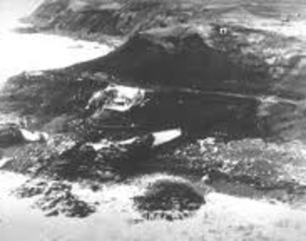 A 14 meter Tsunami Strikes Hawaii
