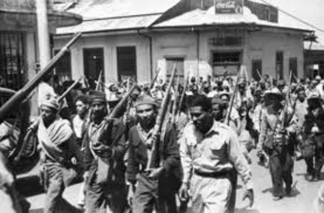 Costa Rican Civil War  Ends