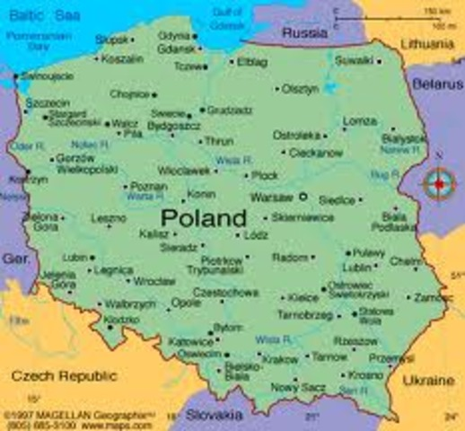 Poland Announces To Annex All Germans