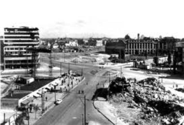 Communist Riots Break Out In Berlin