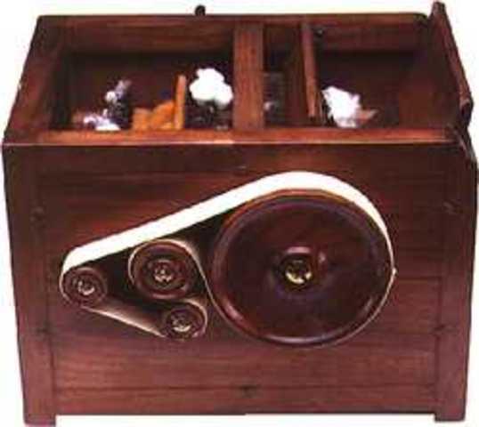 Eli Whitney-Cotton Gin
