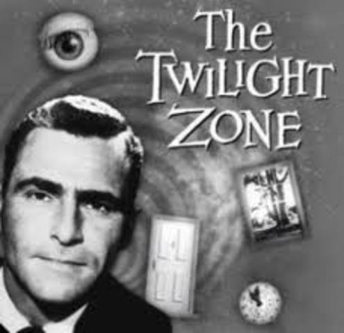 The Twilight Zone Premires on CBS