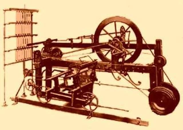 Samuel Crompton-Spinning Mule