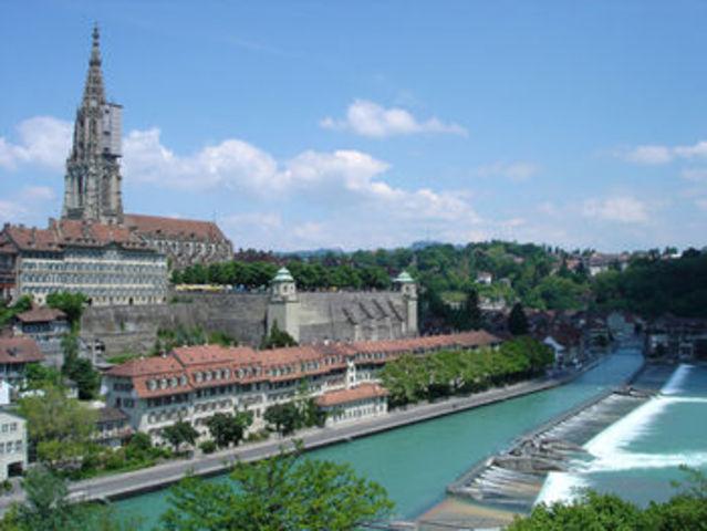Went to Switzerland