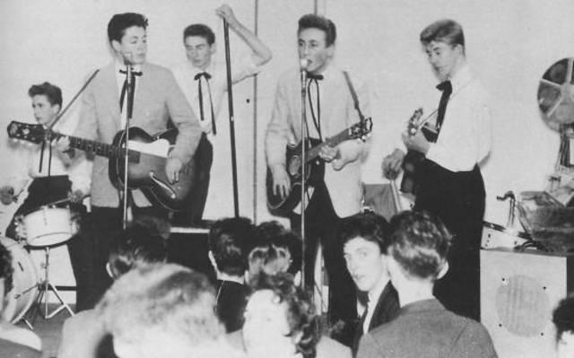 Nace el germen de los Beatles
