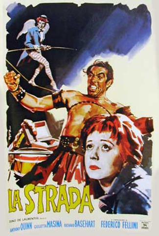 """Prdotto """"La Strada"""""""