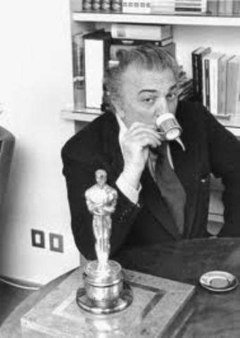 Ricevuto suo quinto Oscar