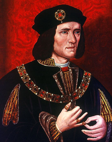 King Richard III dies