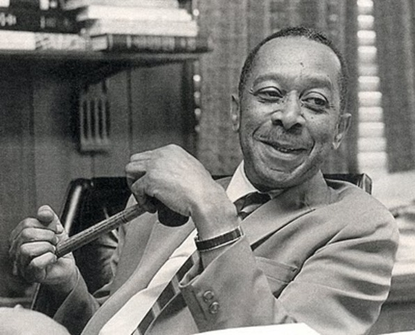 First African American APA president