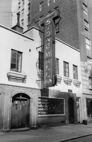 Stonewall Riots in New York