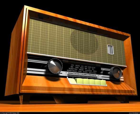 Εμφάνιση Ραδιοφωνικών δεκτών