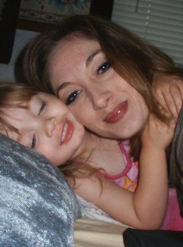 My sister, Keri Deanne is born.