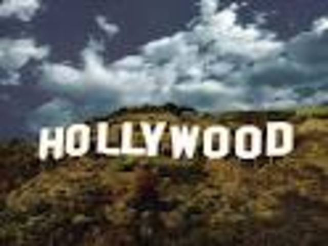 Off to Hollywood