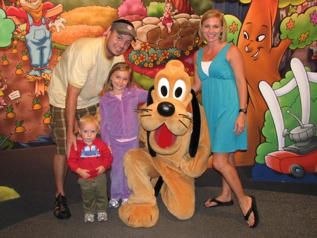 First Trip to Disney World... Where Dreams Do Come True