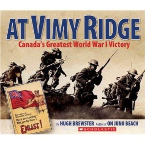 La Victoire sur la Crête de Vimy