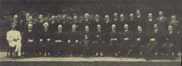 Conference Imperial de 1923