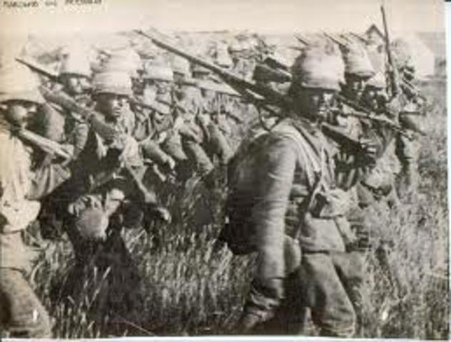 South African War or 2nd Boer War