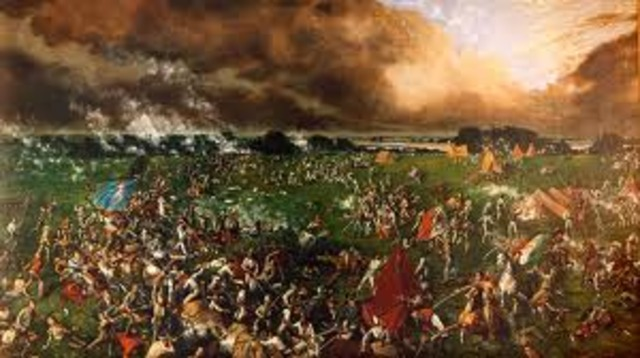 •Battle of San Jacinto