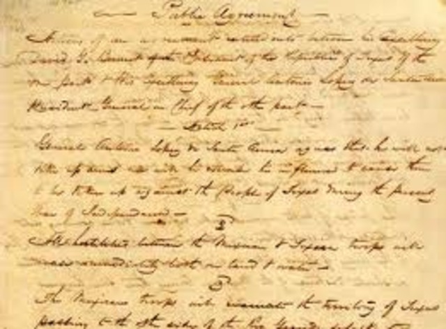 •Treaties of Velasco