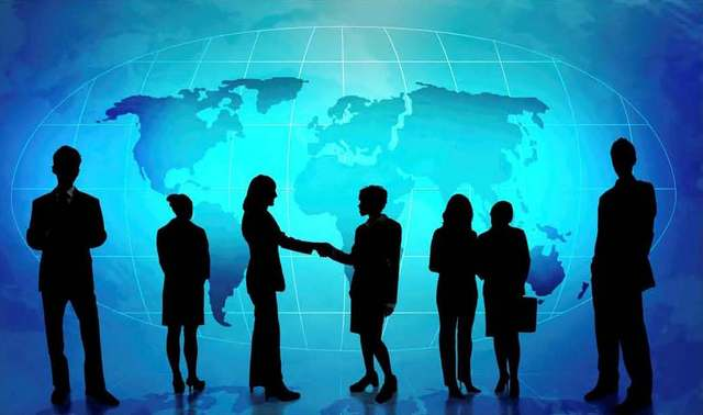Global Networking Becomes Reality