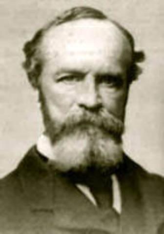William James Publishes  'Principles of Psychology'