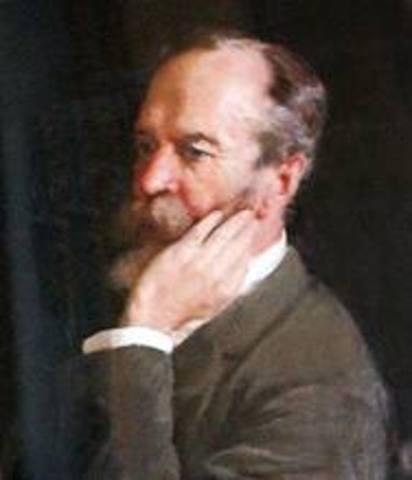 William James Begins Work At Harvard University