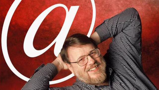 First basic e-mail programs written by Ray Tomlinson at BBN for ARPANET