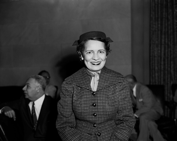 Bessie A. Buchanon Becomes the First African American Woman to take a seat on the New York Legislature