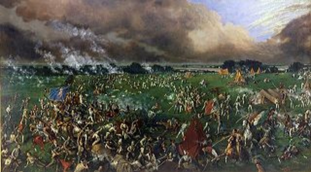 The Battle of San Jancinto