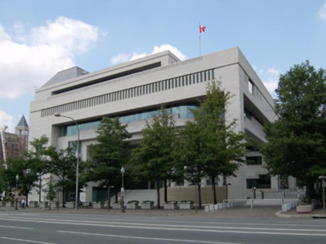 Les Ambassades du Canada