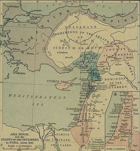 Second Crusade (Wikipedia)