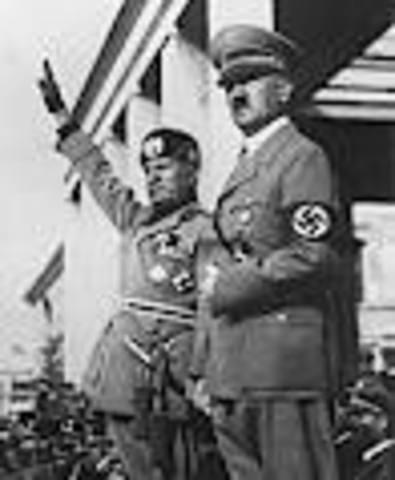 Hitler is Named Chanceller of Germany