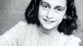 Life and Times of Anne Frank timeline