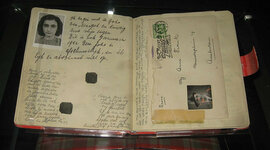 The Life and Times of Anne Frank timeline