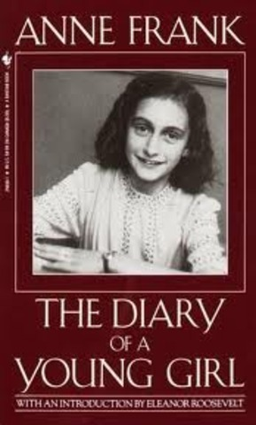 Anne Frank's book was published