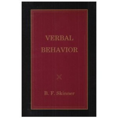 Noam Chomsky publishes review of Verbal Behaviour