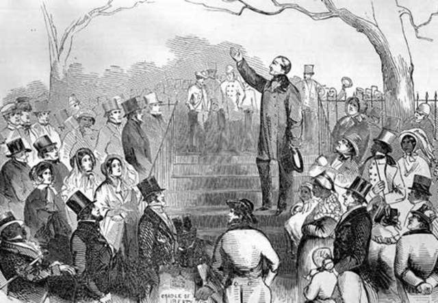 Slavery was abolished in America in 1865