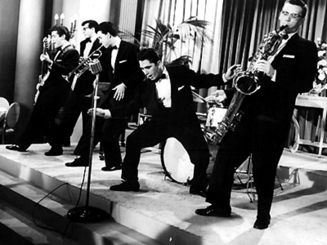Billy Haley and the Comets