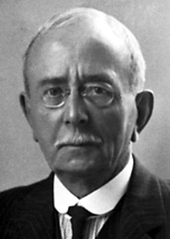 Sir Charles Sherrington wins nobel prize