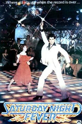 Disco dance movie
